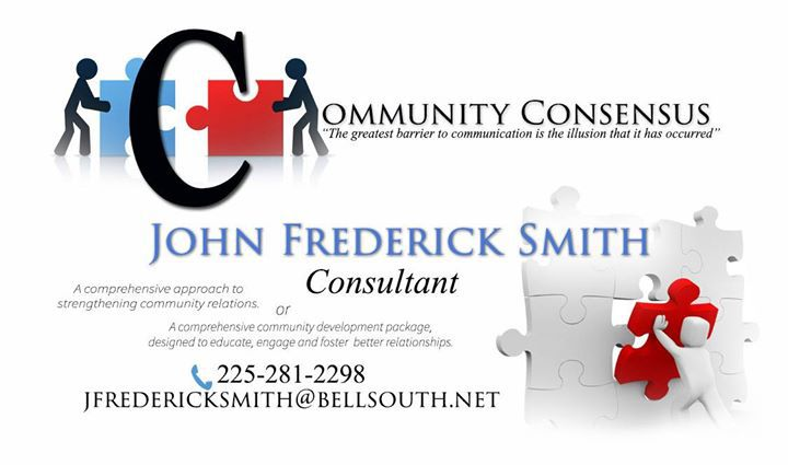 Community Consensus Business Card