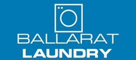 ballarat laundry business logo