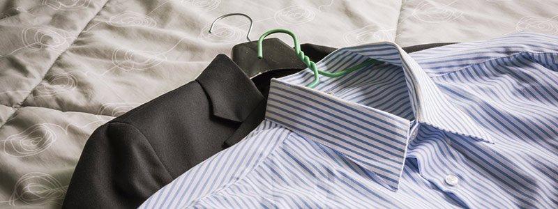 ballarat laundry dry cleaned shirts