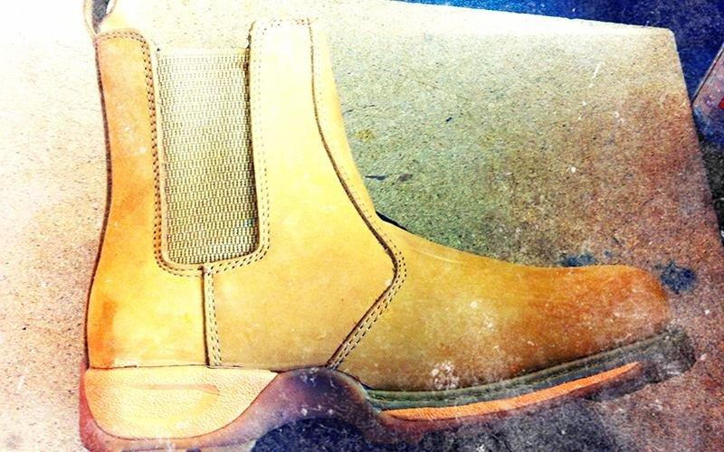 scarpa alta