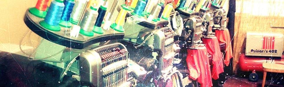 macchine per ricami