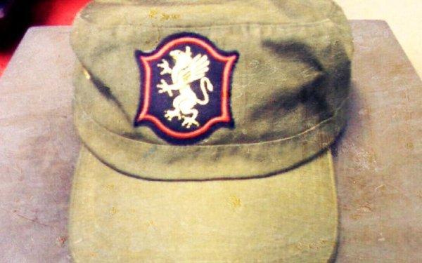 cappello genoa