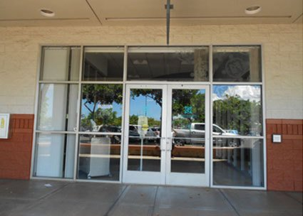 Entrance of Maui County Federal Credit Union