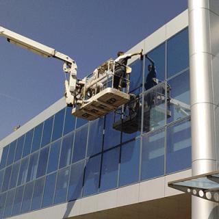 vetrate ad alta quota