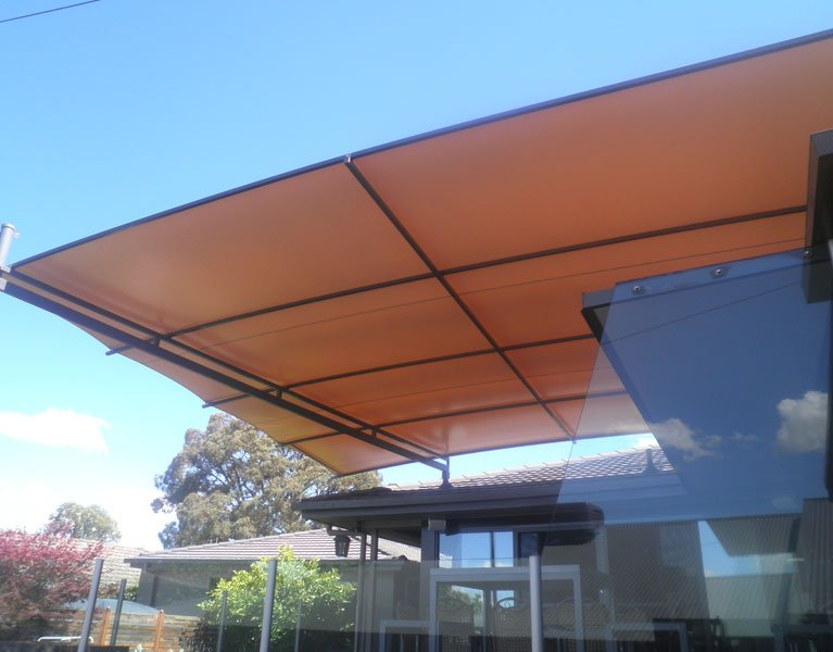 Perfect shade solution for carports in Canberra : canvas canopies canberra - memphite.com