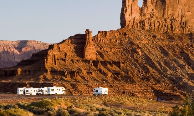 RV's in Arizona