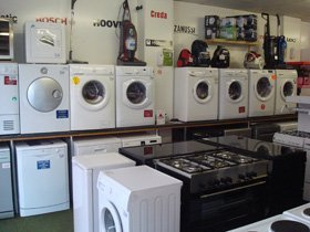 Washing machines - Bristol - Eddy's Domestic Appliances - Appliances