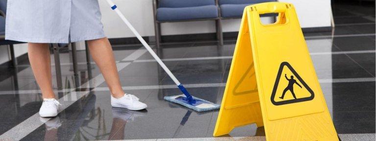 impresa pulizia