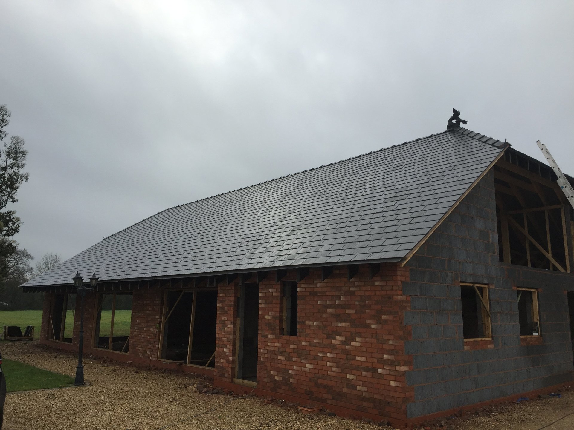 Slate Roofing Installation In Worcester