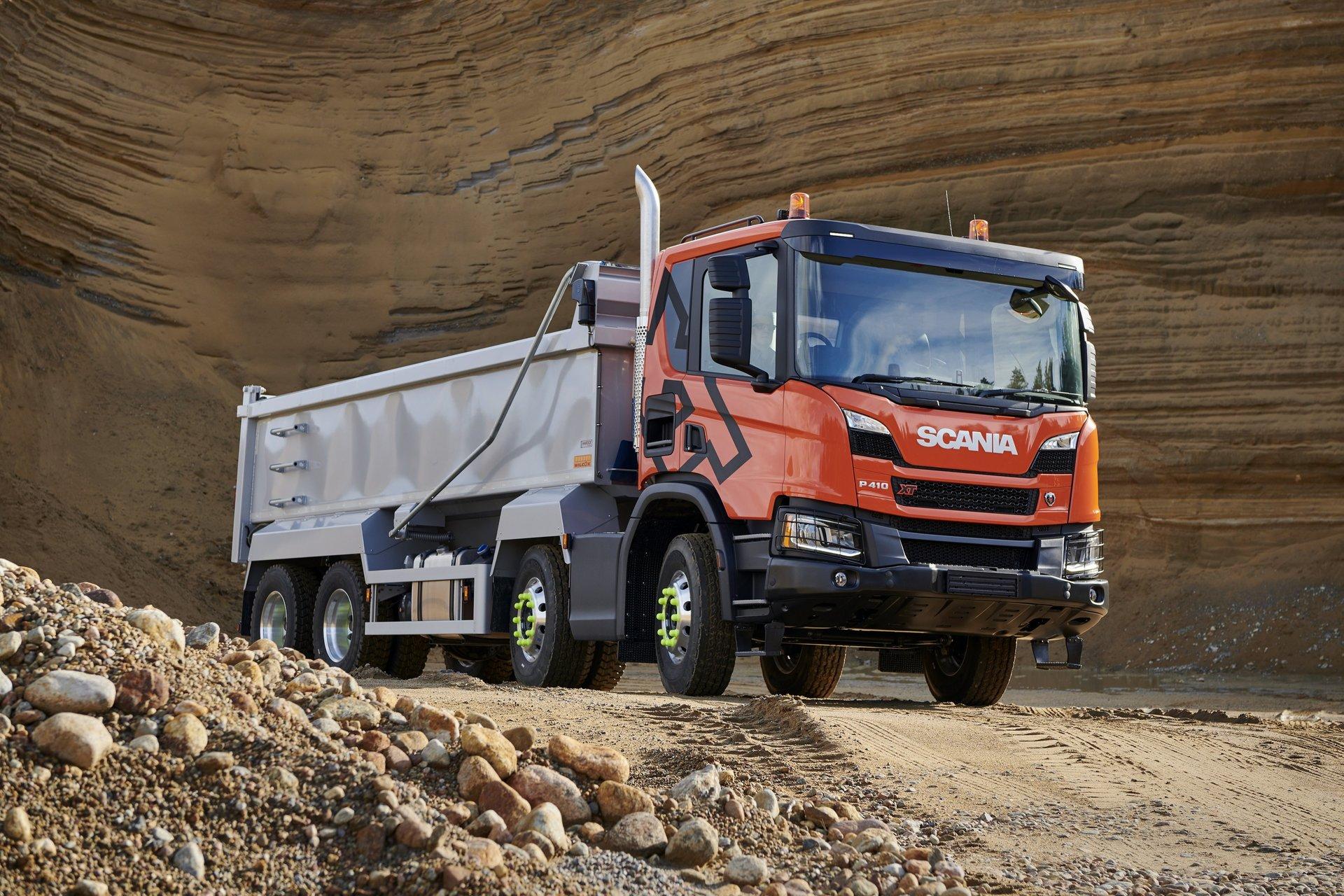 camion per cantieri