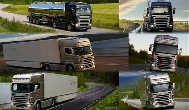 Veicoli industriali Scania