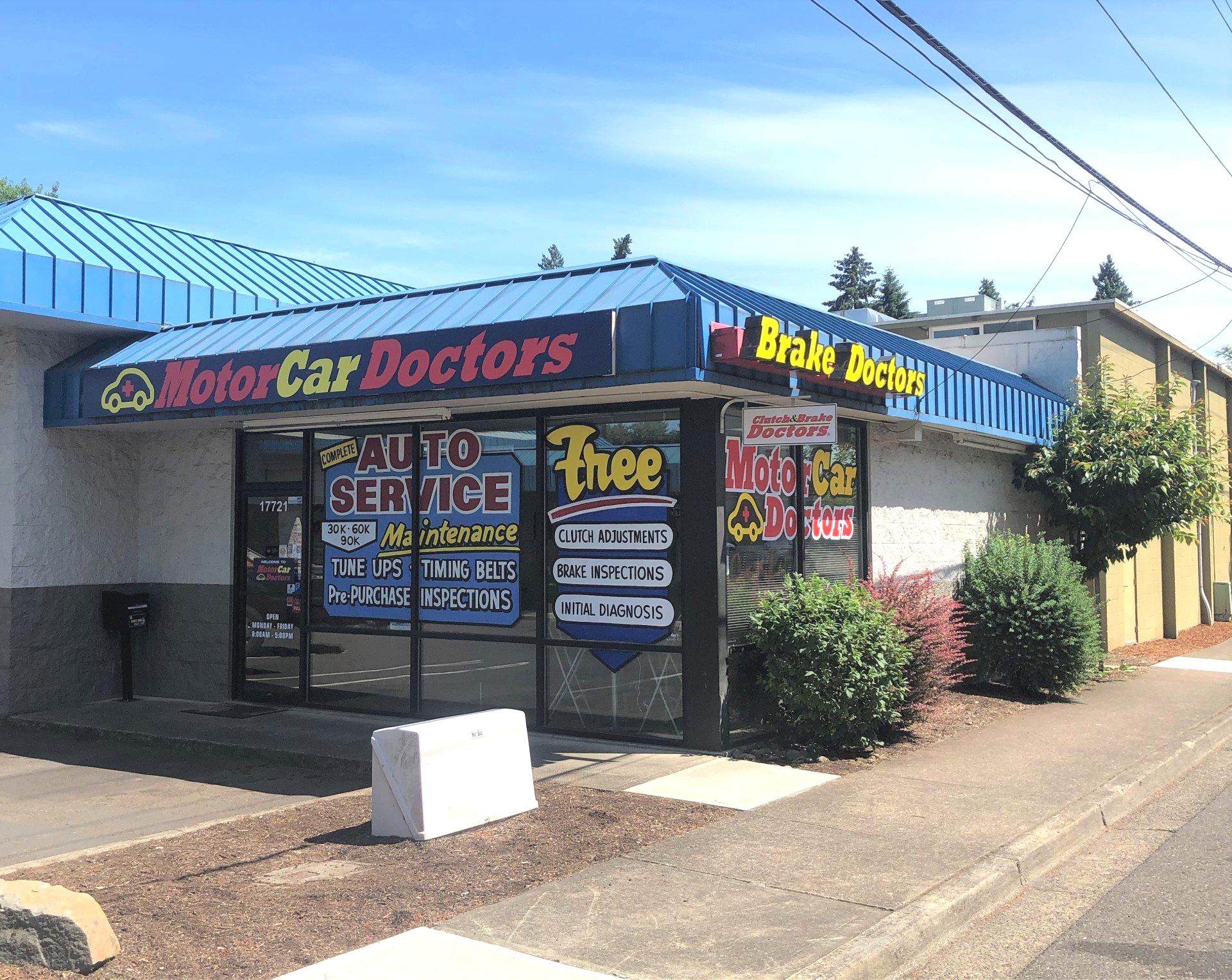 Brake Places Near Me >> Auto Repair In Lake Oswego Or Complete Auto Repair Service