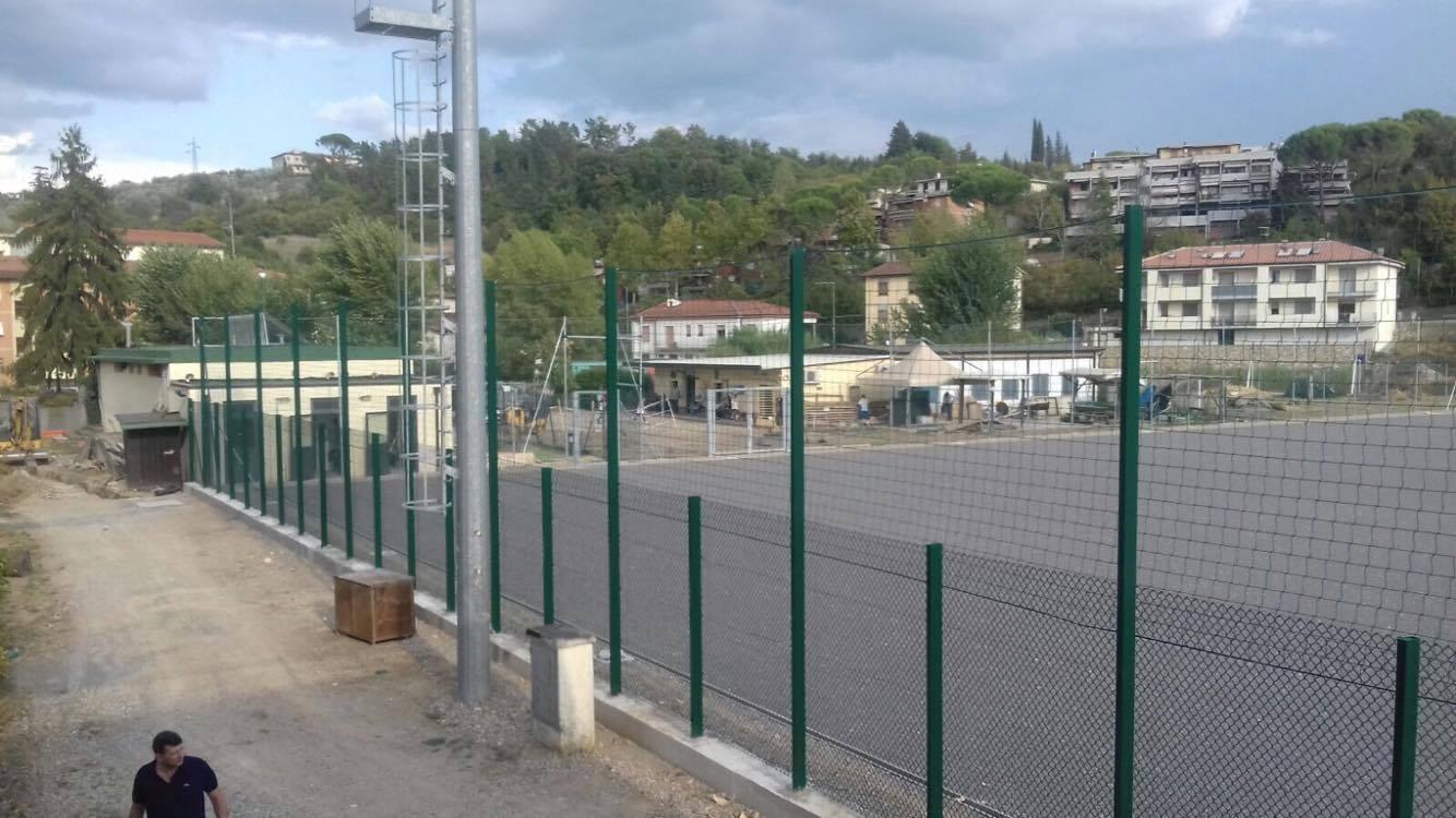 Produzione recinzioni metalliche cancelli muretti for Certificazione impianti