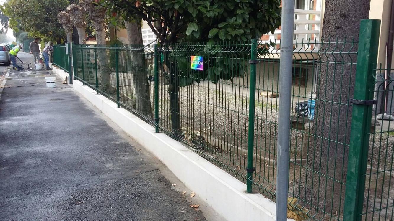 Barriera e Muretti