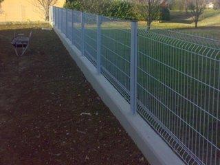 barriera metallica