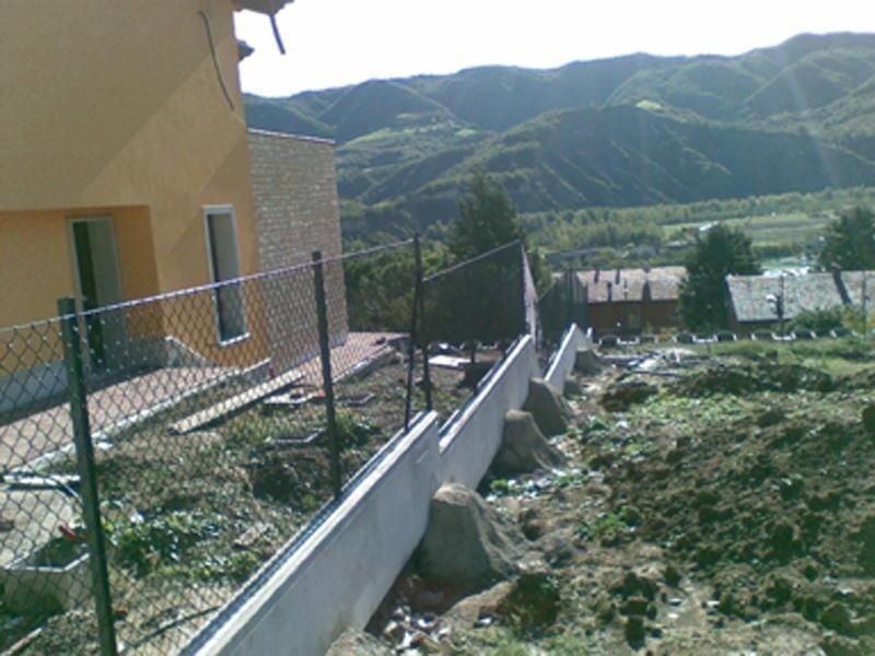 costruzione muretti