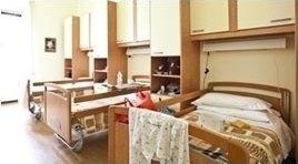 stanza con 3 letti
