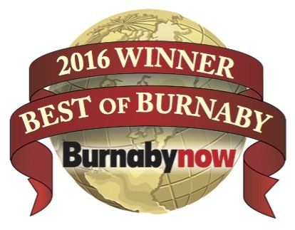 Best of Burnaby award