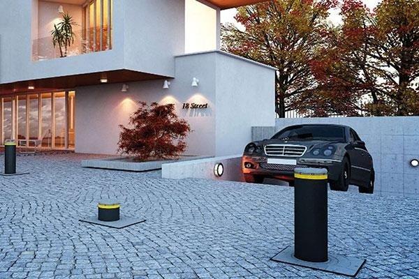 Dissuasori di parcheggio