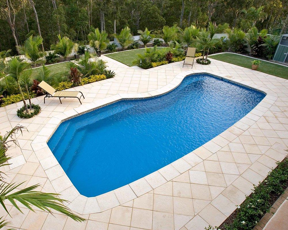 Swimming pool retailer tranquility pools hunter - Diy fibreglass swimming pool installation ...