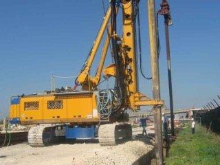 pali cemento per fondazioni