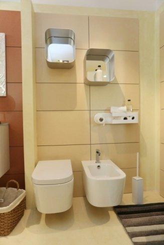 cabine per sauna, ceramiche idrosanitarie