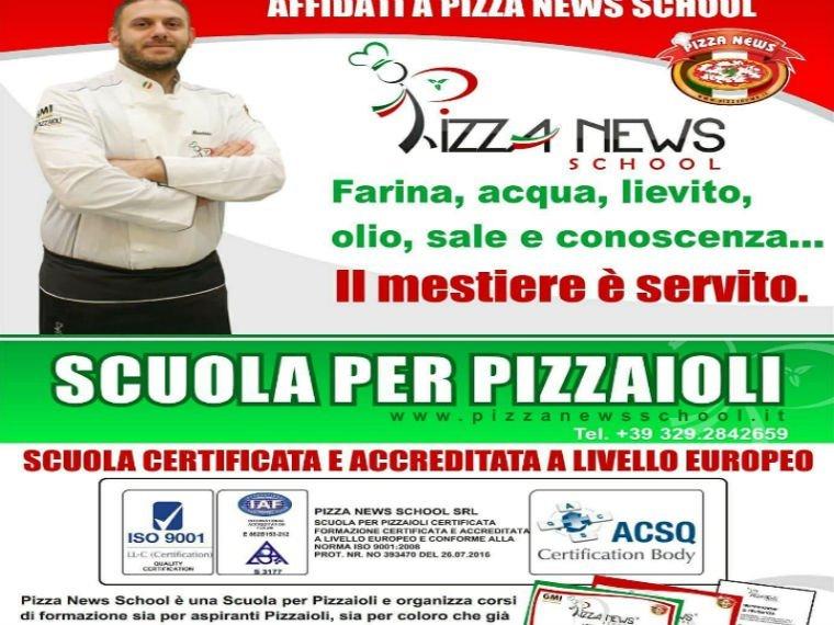 Informazioni sulla scuola per pizzaioli