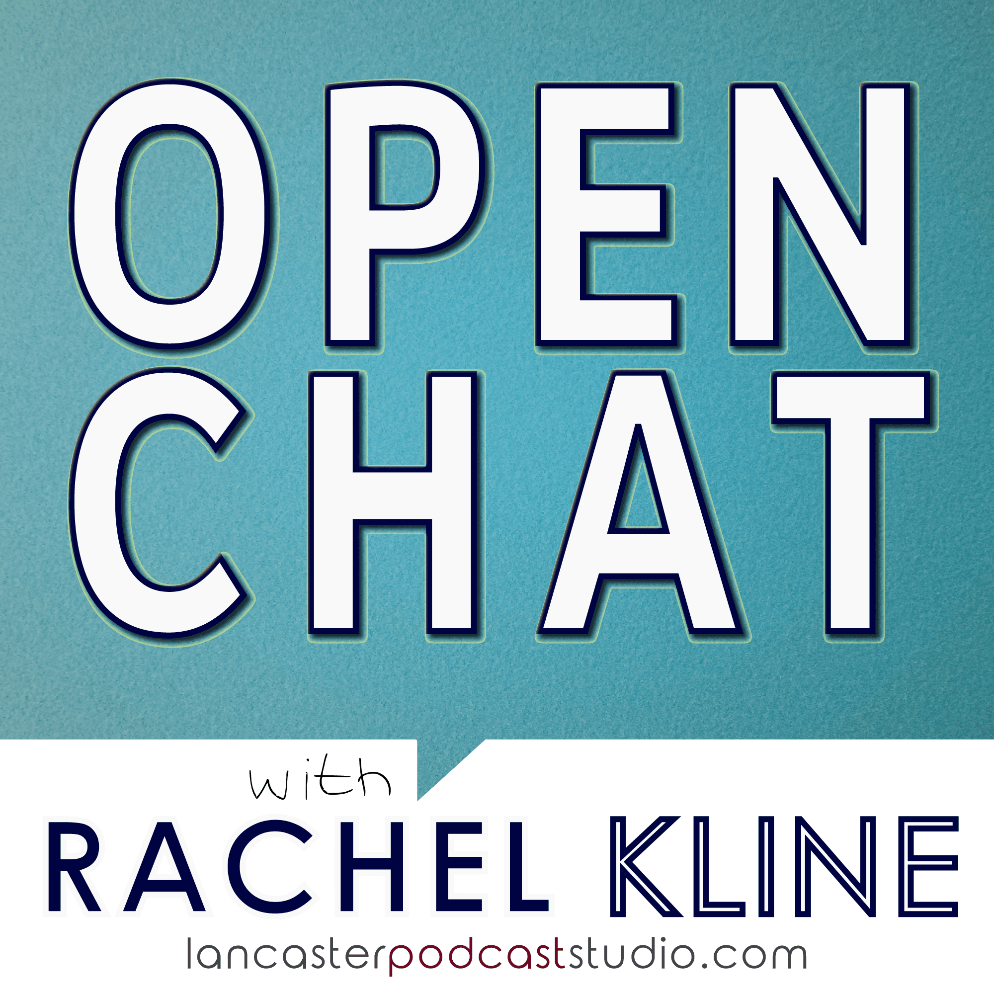 Rachel Kline is the host of Open Chat at the Lancaster Podcast Studio