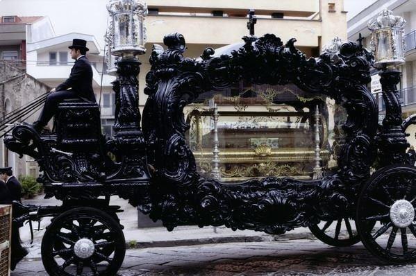 Carrozza Funebre