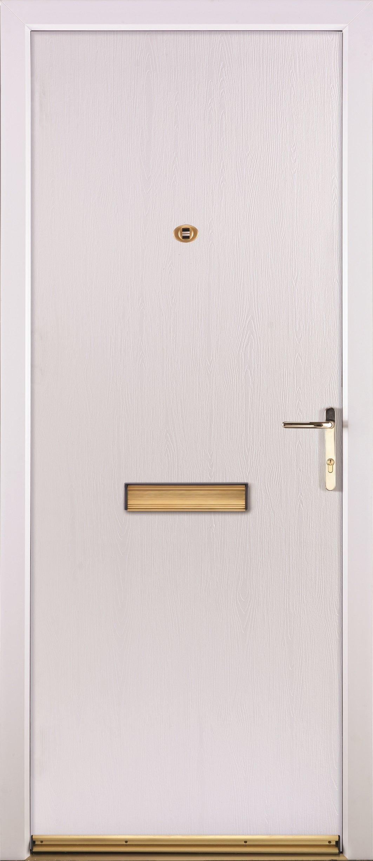 rockdoor fire door flush grain