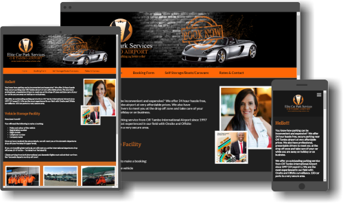Website Design Pretoria