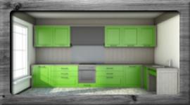 cucine personalizzate, cucine in legno massello, cucine di design