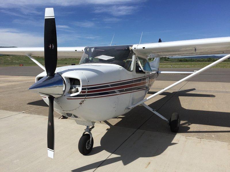 Cessna Tr182 poh