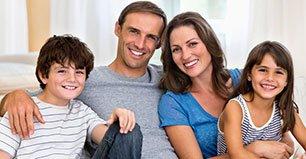 Range of dental treatments