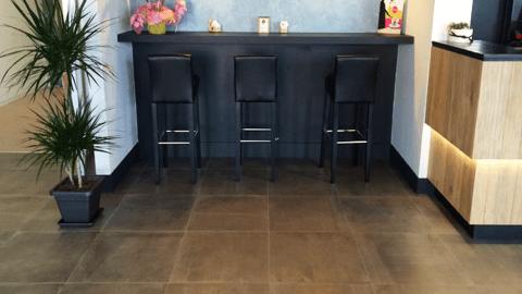 pavimentazione ristorante