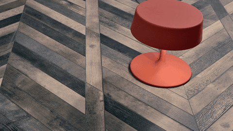 rivestimento pareti e pavimento