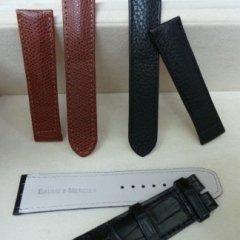 Cinturino Baume&Mercier, cinturini in pelle, alta qualità cinturini