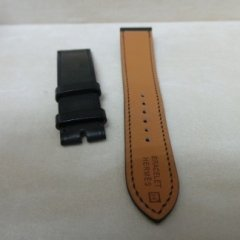Cinturino Hermes, cinturini in cuoio, colore naturale cuoio