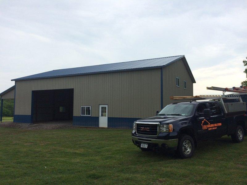 Pole Barns Springville NY