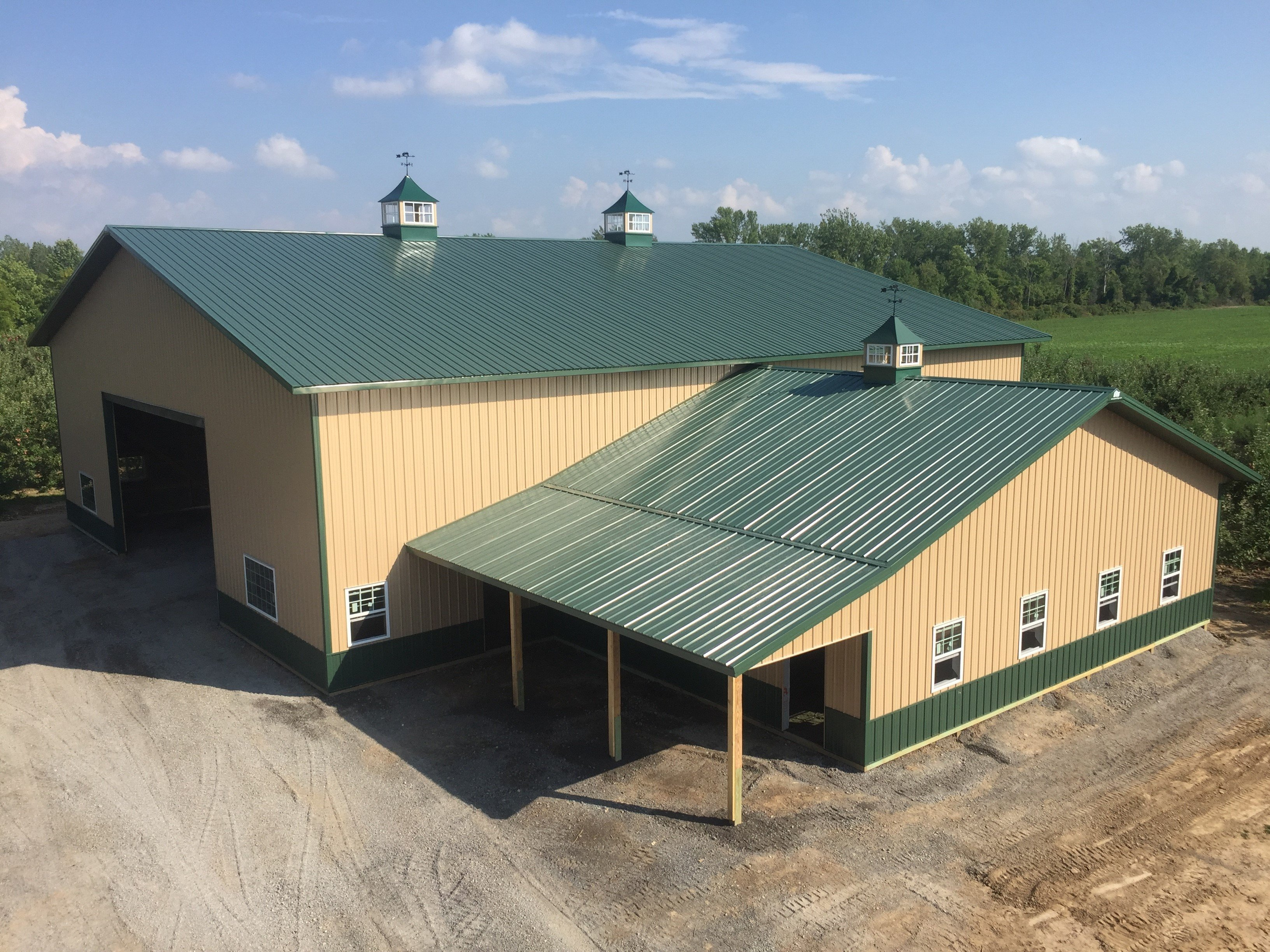 Pole Barns Batavia NY