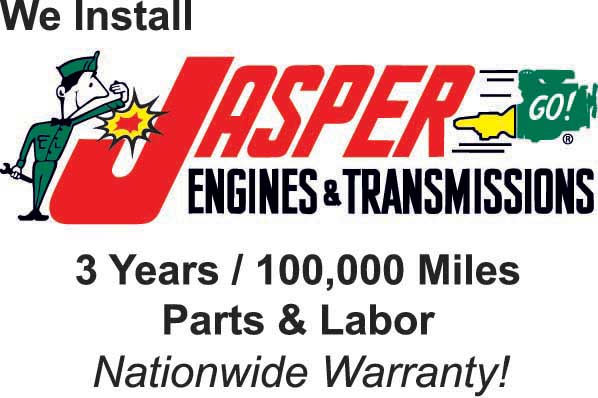 Arizona Auto Repair & Towing installs Jasper Engines & Transmissions