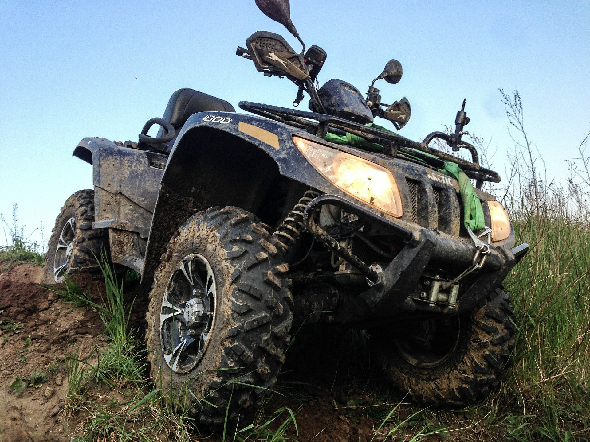 ATV & Recreational Vehicle Insurance