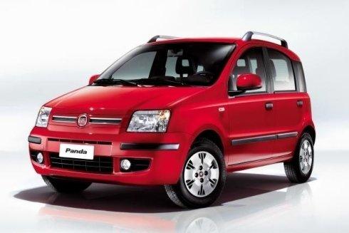 fiat panda, auto del gruppo FCA, noleggio auto