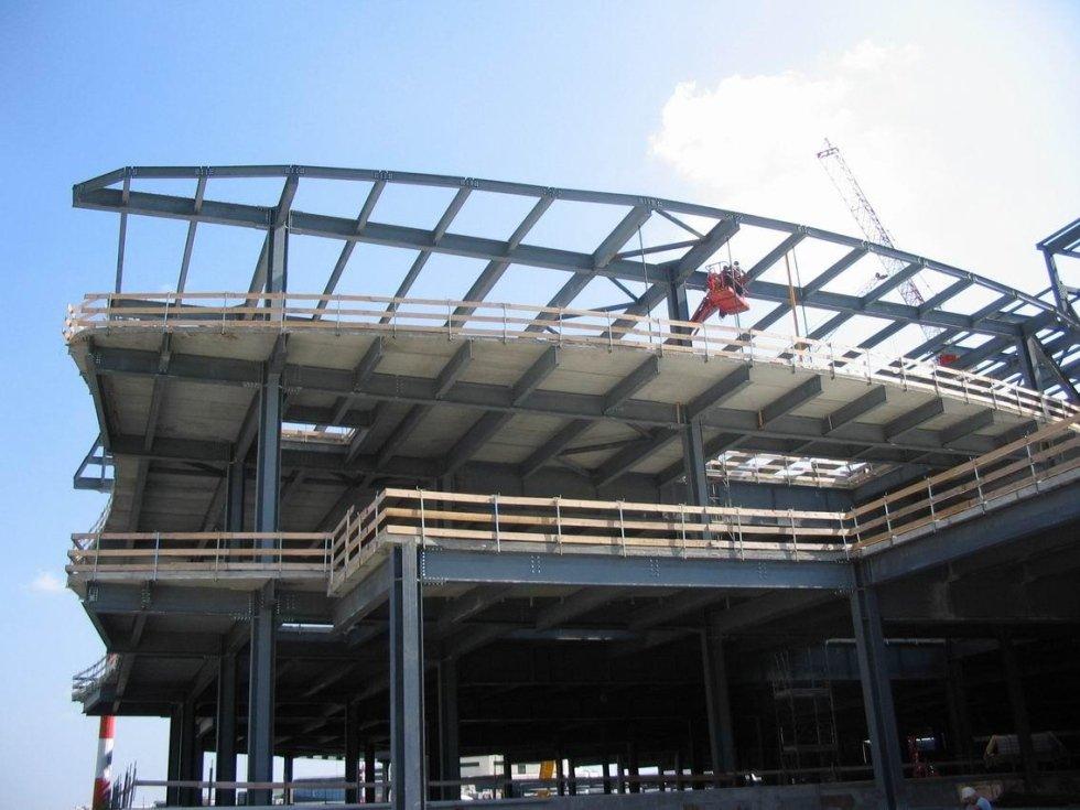 Progettazione aeroporti milano finzi associati - Porta garibaldi malpensa terminal 2 ...