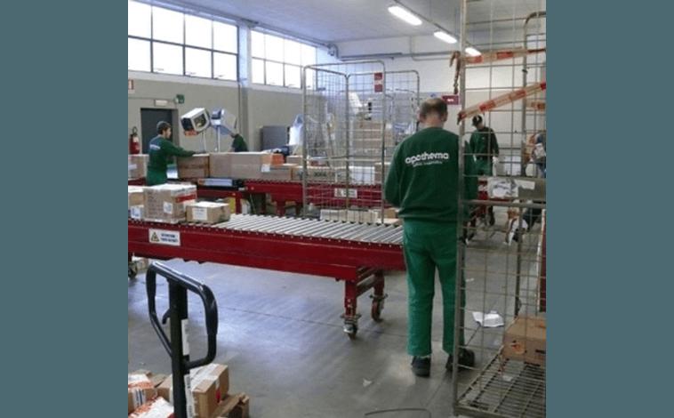 servizi di carico e scarico