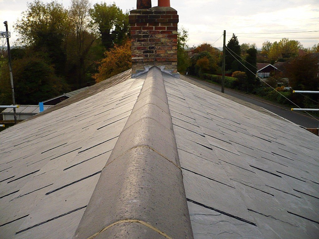 slope roofing