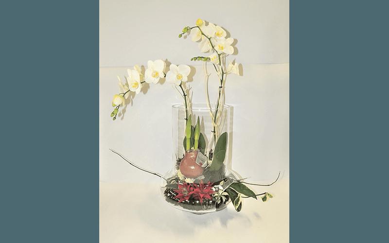 produzione composizioni floreali