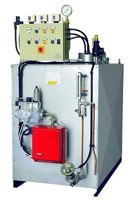 Generatore di vapore modello STA  in acciaio inox