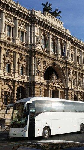 visita a Palazzo di Giustizia di Torino