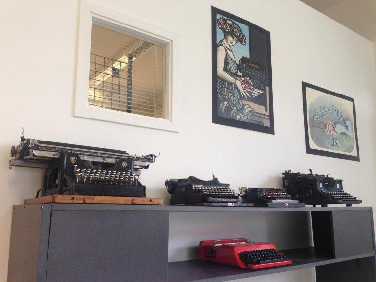 Macchine da scrivere per ufficio
